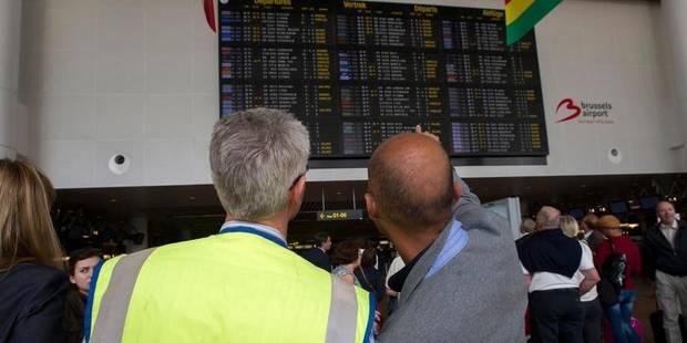 Les vols ont repris depuis Brussels Airport - La Libre