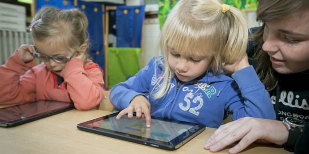 Un quart des ménages wallons possèdent une tablette - La Libre