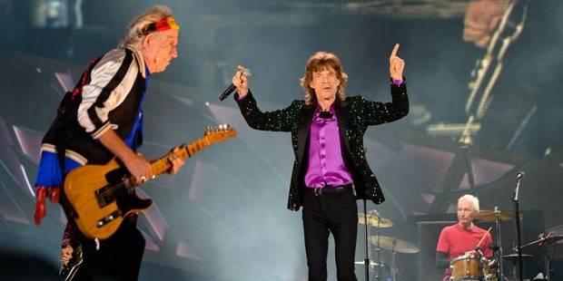 """Mick Jagger: """"Proficiat de Rode Duivels!"""" - La Libre"""