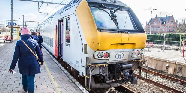 Grève à la SNCB: paralysie sur le rail et (un peu) sur les routes - La Libre