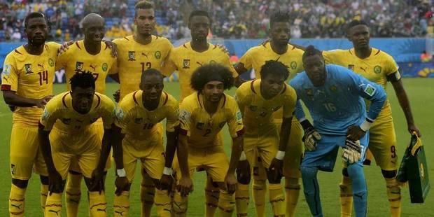 Le match Cameroun-Mexique truqué? - La Libre