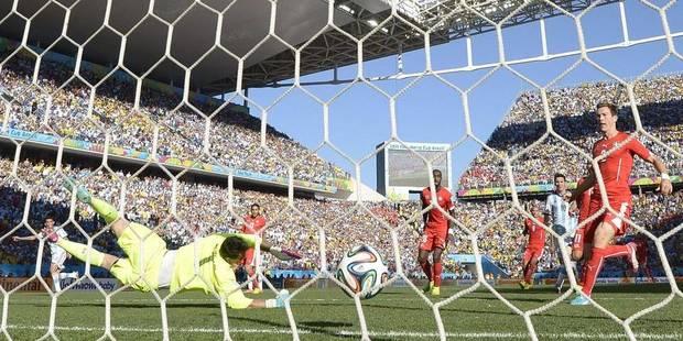 L'Argentine sort la Suisse au courage (1-0 a.p.) - La Libre
