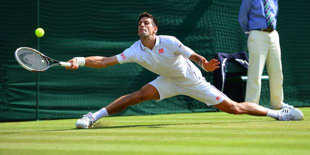 Wimbledon: Federer et Djokovic face à la jeunesse - La Libre