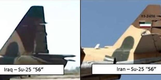 L'Iran maquille ses jets pour l'Irak - La Libre