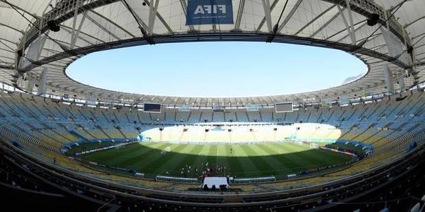 Trafic de billets: La police traque un membre de la FIFA - La Libre
