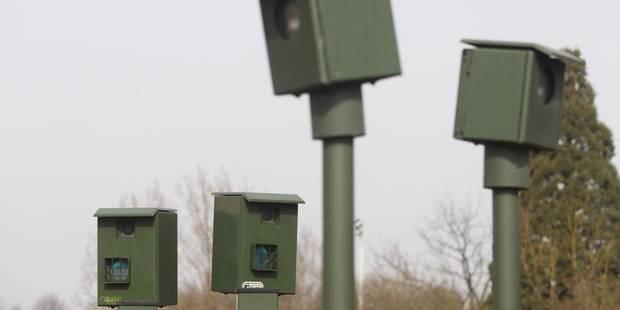 Orne-Thyle: 531 automobilistes flashés en 2013 - La Libre