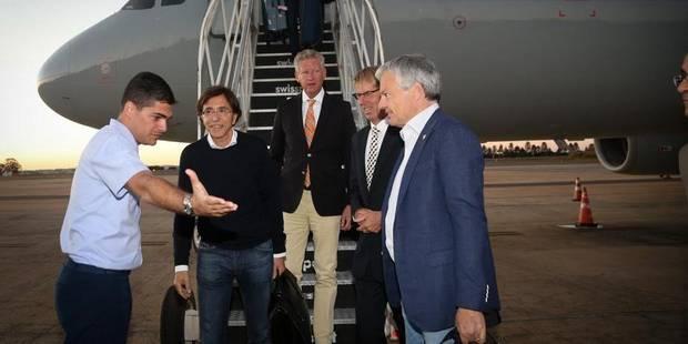 Les pronostics de la délégation officielle belge - La Libre