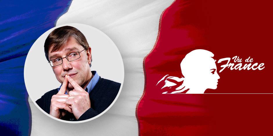 """Quatremer: """"Il est pénible d'être Français en Belgique en ce moment"""" - La Libre"""