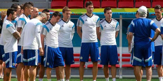 La sélection argentine ne convainc pas - La Libre