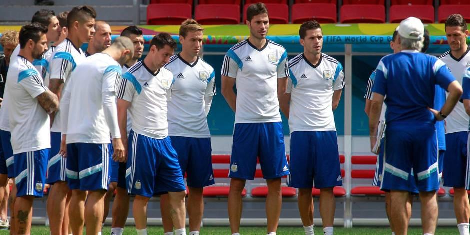 La sélection argentine ne convainc pas