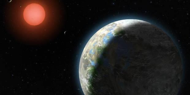 Deux exoplanètes potentiellement habitables ont disparu, mais comment? - La Libre