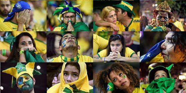 Lettre à deux supporters brésiliens - La Libre