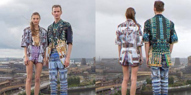La mode belge de Krjst retenue par Muuse et Vogue