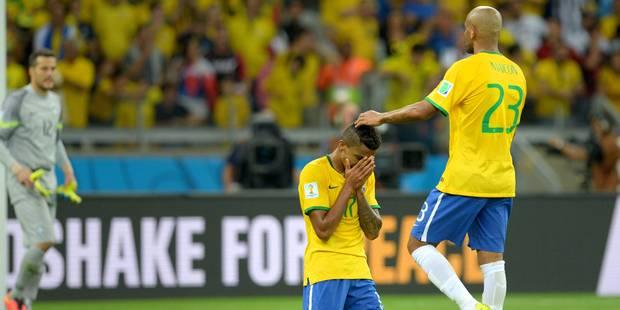Et le Brésil doit encore jouer un match... - La Libre