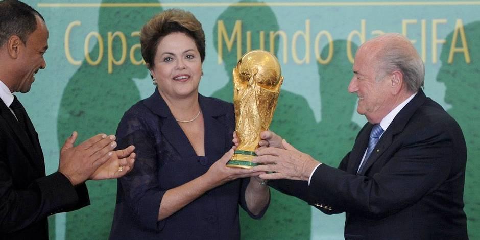 Défaite du Brésil: les conséquences seront aussi politiques... - La Libre