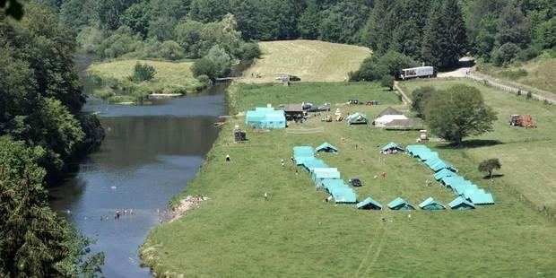 Intempéries: plusieurs camps scouts évacués - La Libre