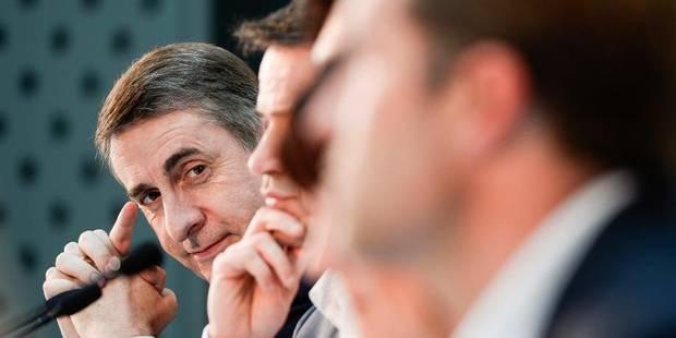 Sans ministre à la Fédération Wallonie-Bruxelles, le FDF va-t-il soutenir la majorité ? - La Libre