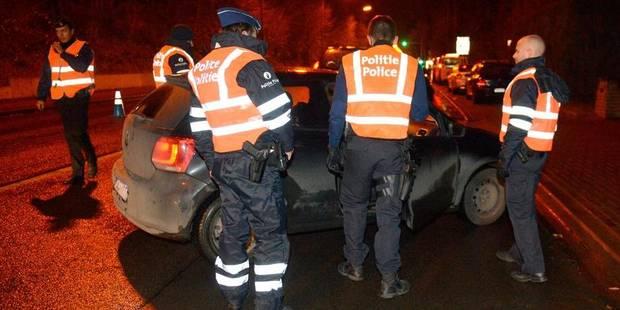 Grosse action de contrôle sur les routes la semaine prochaine - La Libre