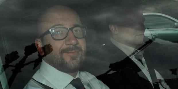 Charles Michel, toujours discret, prépare des pistes pour son rapport au roi lundi - La Libre