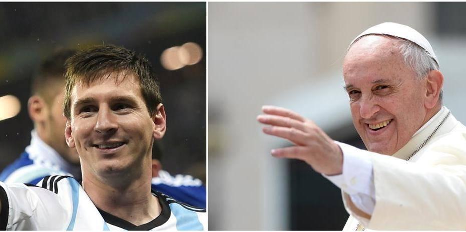 Le pape François restera neutre lors de la finale du Mondial