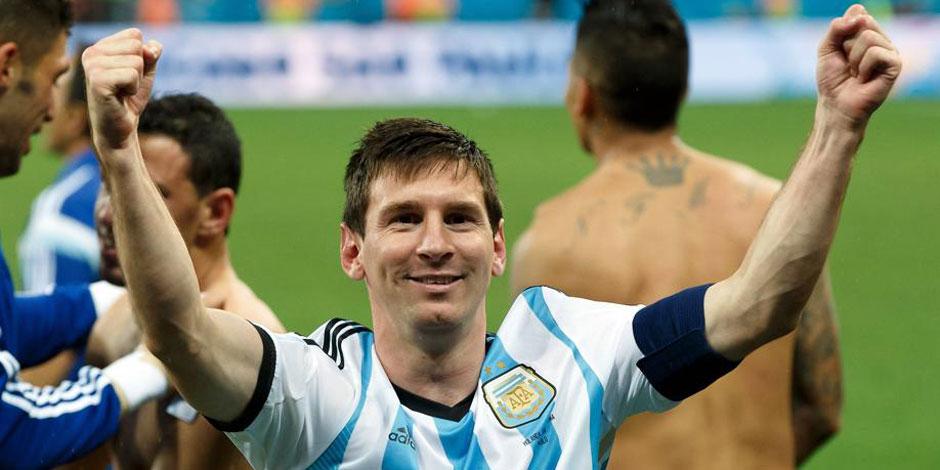 Le monde tourne autour de Lionel Messi - La Libre