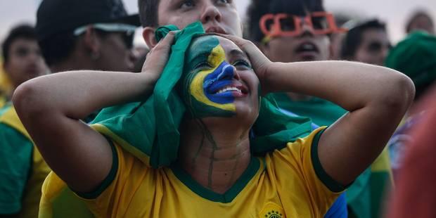 Dégoûtés, les Brésiliens supportent la... Mannschaft! - La Libre