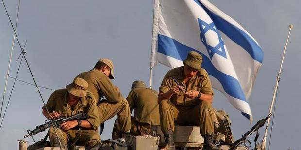 Israël annonce des raids à la mi-journée sur le nord de la bande de Gaza - La Libre