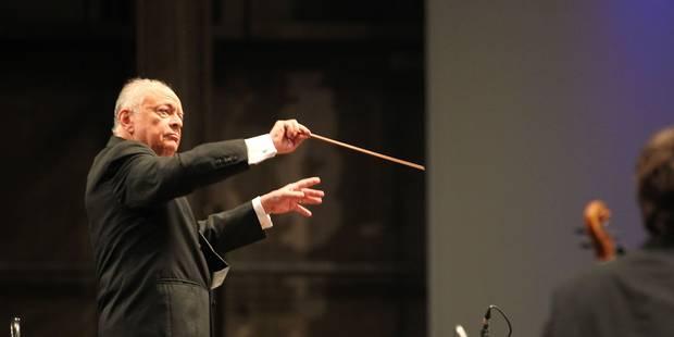 USA: le célèbre chef d'orchestre Lorin Maazel est mort à 84 ans - La Libre