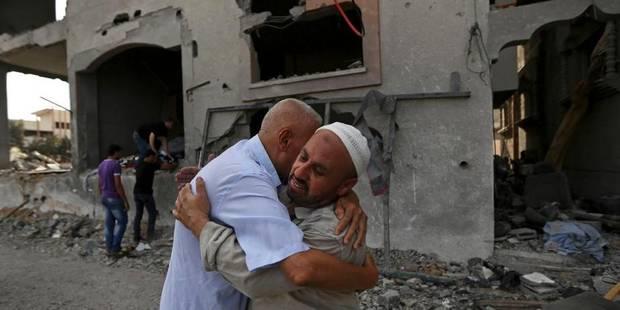 """Gaza : Hollande appelle au """"cessez-le-feu"""" - La Libre"""