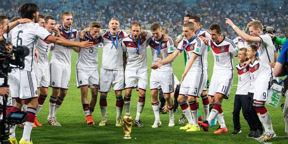 Les raisons de la victoire allemande - La Libre