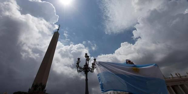 """Mondial : le pape n'a pas regardé la finale par respect de sa """"neutralité"""" - La Libre"""