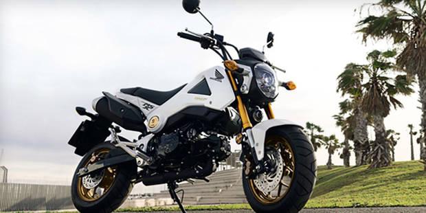 Le luxe domine le marché de la moto - La Libre