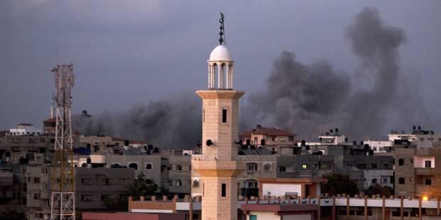 Nouveaux raids israéliens à Gaza: le bilan monte à 204 morts - La Libre