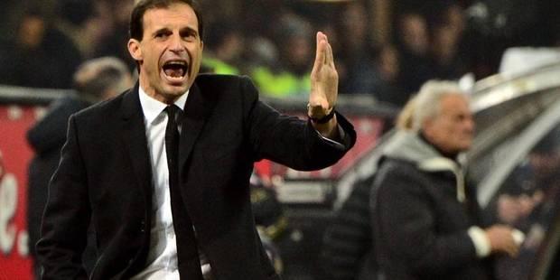 La Juventus tient son nouvel entraîneur - La Libre