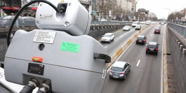 En Belgique, un excès de vitesse sur trois est commis par un automobiliste étranger - La Libre