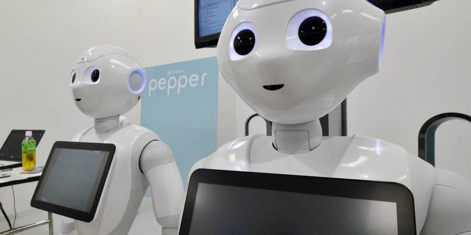 Edito: Les robots sujets de droit ? Pas si fou - La Libre