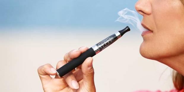 Pas de réelle percée de la cigarette électronique en Belgique - La Libre