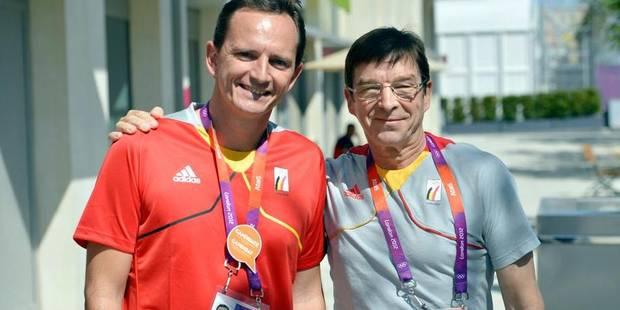 Eddy De Smedt chef de la délégation belge aux JO de Rio en 2016 - La Libre