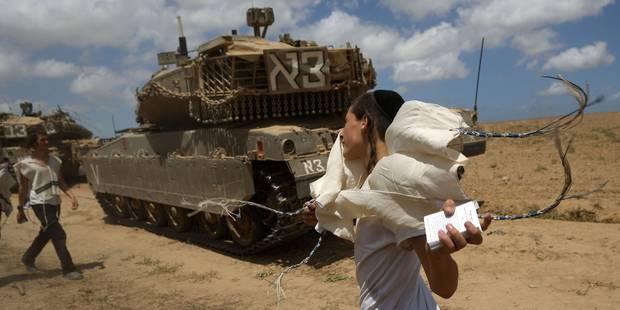 L'UEFA suspend les matchs de foot en Israël - La Libre