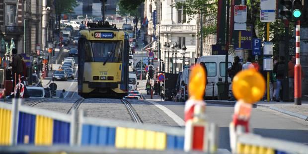 Circulation restreinte à Bruxelles le jour de la Fête nationale - La Libre