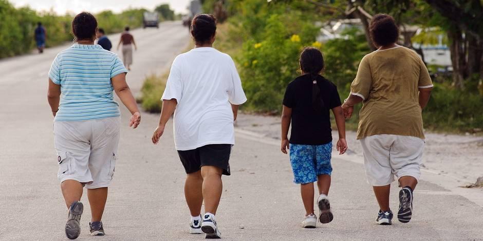 Nauru, l'île où trois quarts des gens sont obèses