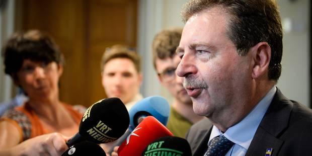 Bruxelles: Vervoort prêtera serment ce dimanche comme ministre-président - La Libre