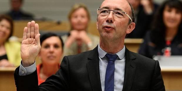 Après le gouvernement wallon, celui de la Fédération Wallonie-Bruxelles prête serment à son tour - La Libre