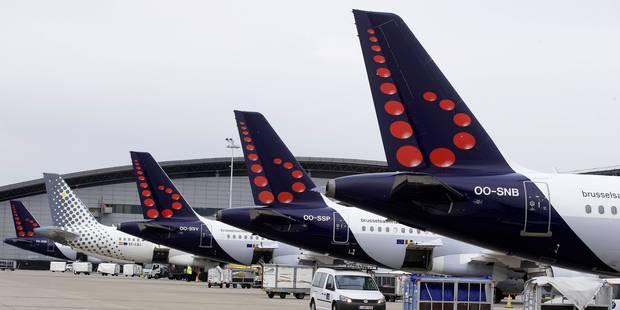 Brussels Airlines annule ses vols vers Tel Aviv - La Libre
