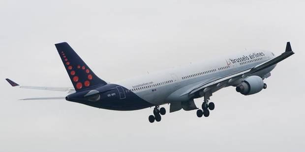 Nouveaux vols annulés vers Tel Aviv pour Brussels Airlines et Jetair - La Libre