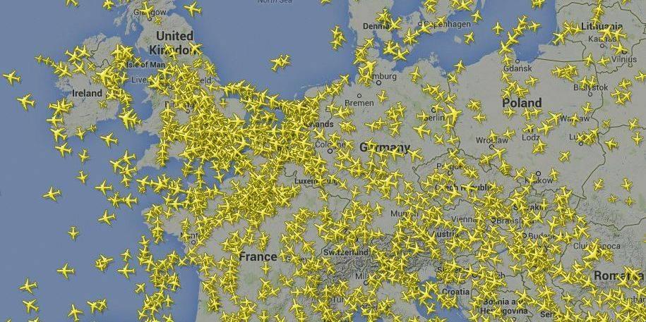 L'Europe exige un débat international sur les règles de sécurité dans l'espace aérien