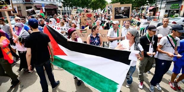 Gaza : Un rassemblement vendredi et deux dimanche prévus à Bruxelles - La Libre