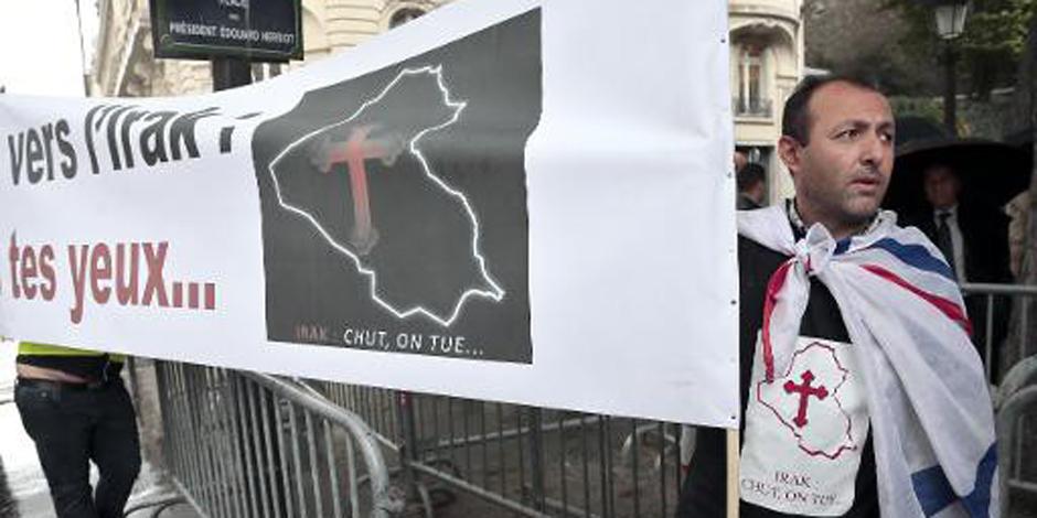 """Chrétiens d'Orient: """"L'Occident a du sang sur les mains..."""""""