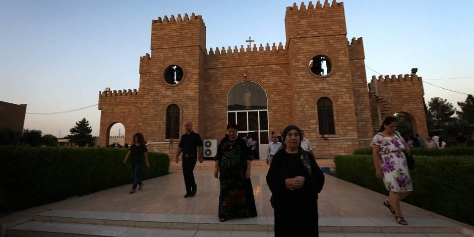 En Irak, des chrétiens qui vivent un enfer
