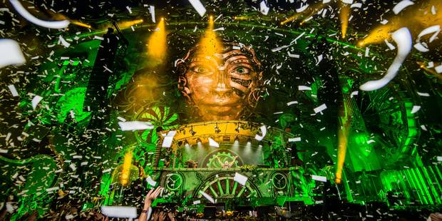 Tomorrowland se prépare pour son 2e week-end - La Libre